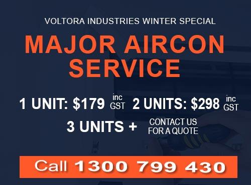 Major Aircon Service